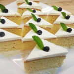 Mexican tres leches cake.