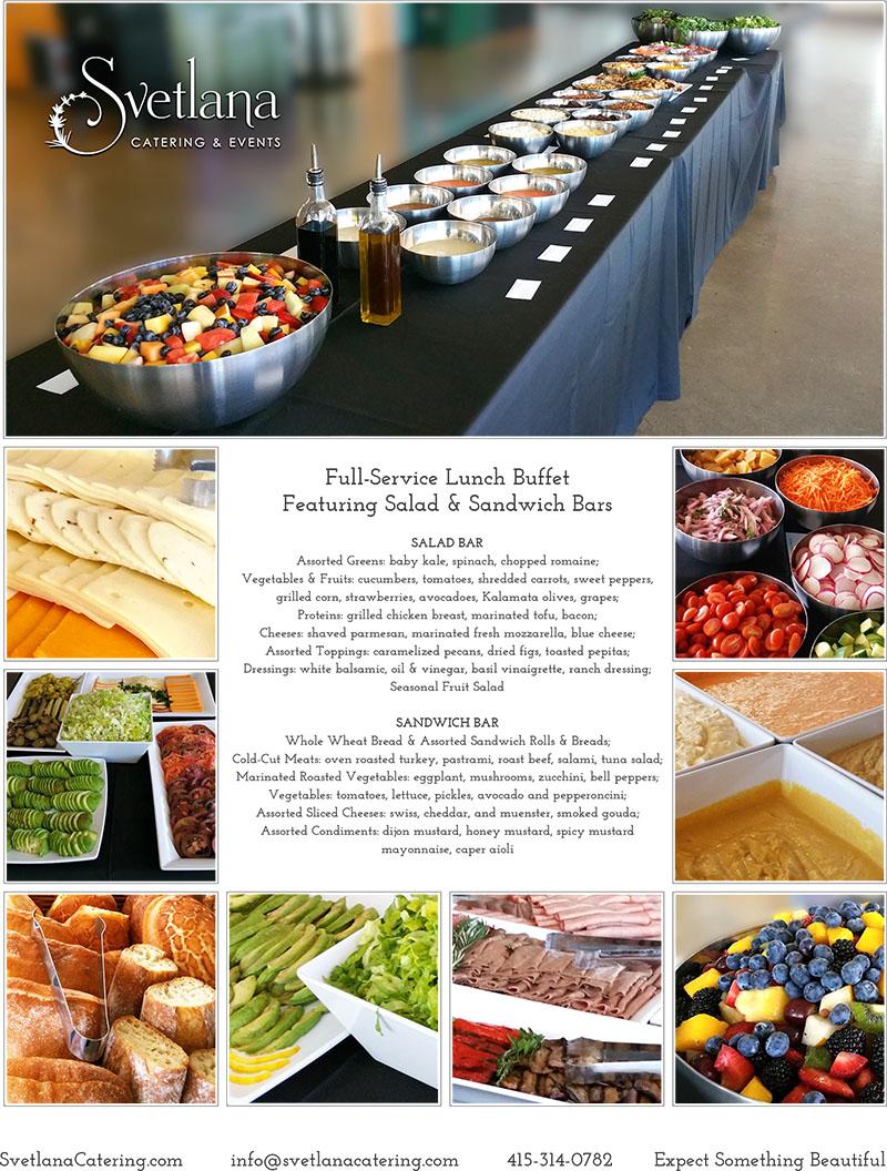 Svetlana_Portfolio_Corp_Full_Service_Lunch_Buffet_SaladSandwich.