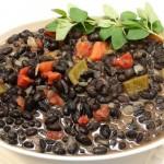 Cuban Black Beans.