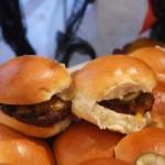 Mini Cheeseburger Sliders.