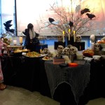 The buffet.